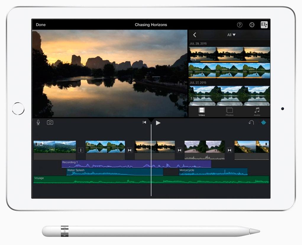 Apple renueva iPad 9,7\